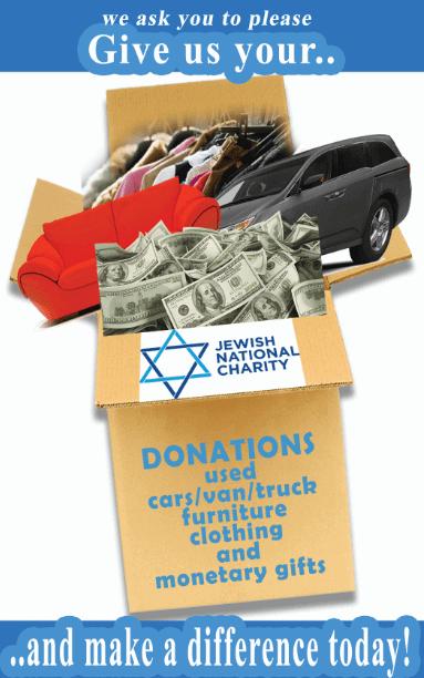 Jewish National Charity